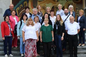 Transnationales Projektmeeting der Strategischen Partnerschaft in Veliko Tarnovo, Bulgarien